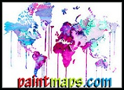 Paint Maps Online with Statistics - paintmaps.com